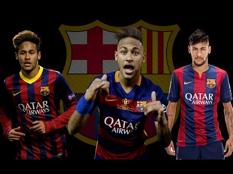 Neymar Jr ● Crazy Dribbling Skills Ever For Barcelona ● NEYShow 2013/16
