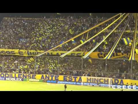 Fiesta en el Gigante. Central 0 - Belgrano 0. Torneo Final 2014