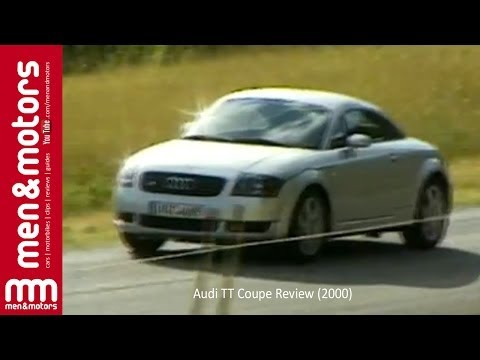 Audi TT Coupe Review (2000)