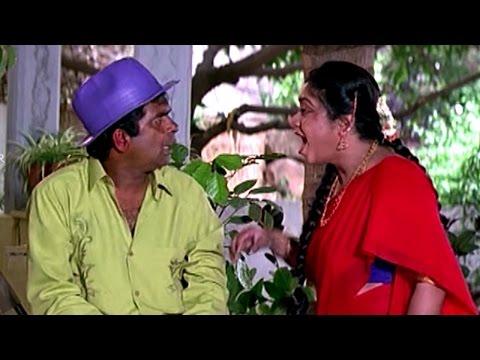 Subhalagnam Full Movie    Part 08/12    Jagapati Babu, Aamani, Roja