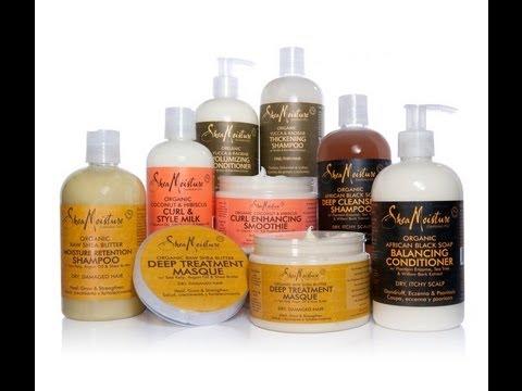 Product Review: Shea Moisture – Moisture Retention Shampoo, Curl&Style Milk, Curl Enhancing Smoothie
