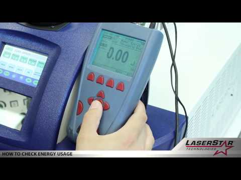 <h3>How To Check Energy Usage (All Nd Yag Systems)</h3>