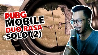 Video SENDIRI DALAM DUO - PUBG MOBILE INDONESIA MP3, 3GP, MP4, WEBM, AVI, FLV April 2019