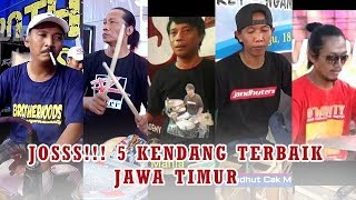 Video JOSS !! 5 Kendang Terbaik 2018 Jawa Timur ( Cak Met. Cak Juri Mas Ipank cak malik  Cak Nopie ) MP3, 3GP, MP4, WEBM, AVI, FLV Desember 2018