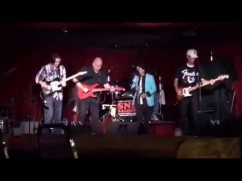 Rock n roll cover at saddle m Spurs - Localguy8