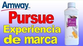 Demostración PURSUE de Amway Home (experiencia de marca)
