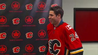Flames fill major gaps but may not be done building yet