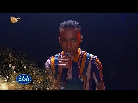 Top 17 Group A: Sizwe – 'Tigi' – Idols SA   Live Shows   Mzansi Magic