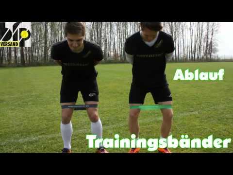 Elastische Trainingsbänder (Loops)