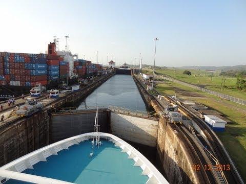 Princess Panama Canal