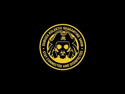 Dubioza Kolektiv najavljuje Quarantine Show (#ostanikodkuce)