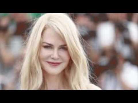 Nicole Kidman in Cannes 'I still act like I'm 21'