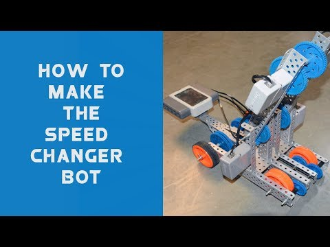 The Speed Changer Bot
