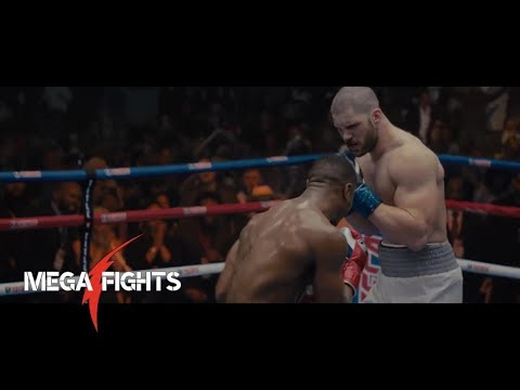 Creed 2 | Creed vs Drago First Fight 2018 HD