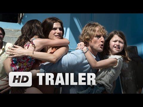No Escape - Official Trailer HD (2015) - Pierce Brosnan & Owen Wilson