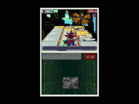 Ryuusei no Rockman 3: Black Ace: Battle Scenario 7  (P2)