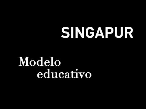 Singapur: Modelo educativo