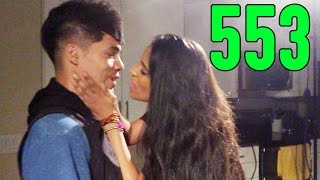 The Time I Suddenly Kissed Him (DAY 553)
