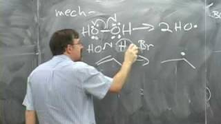 Organic Reactions And Pharmaceuticals, Lec 17, Chemistry 14D, UCLA