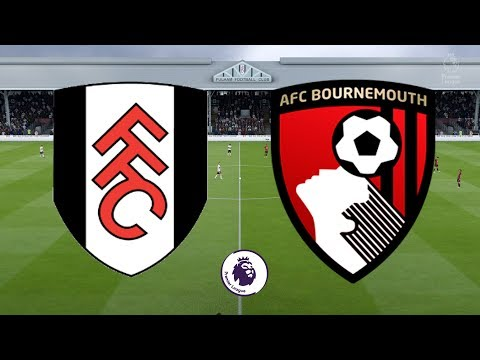 Premier League 2018/19 - Fulham Vs Bournemouth - 27/10/18 - FIFA 19