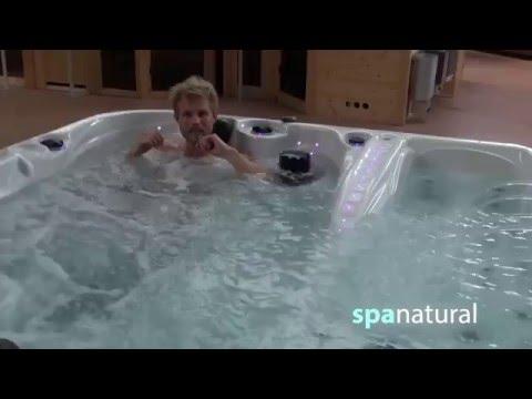 Whirlpool Hydrotherapie | Spa Natural GmbH | Whirlpool Testsieger Testberichte Jacuzzi Test