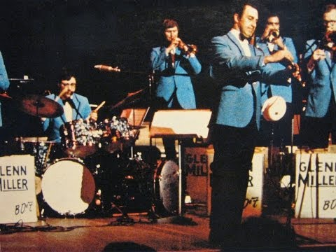 Glenn Miller Orchestra Directed By Buddy DeFranco – Recorded Live, Royal Festival Hall, London, 1971