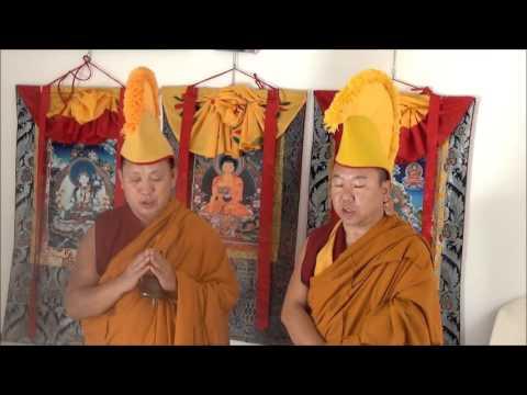 I Monaci Tibetani a Damanhur Firenze - 2° parte