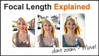Focal Length Explained Pt. 1