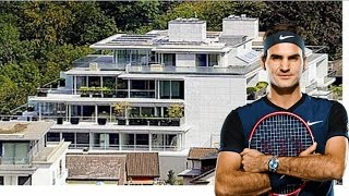 Roger Federer's House - Roger Federer Glass Mansion £6.5 Million - Tennis Star https://youtu.be/HG0btxVw7_Y Please ...