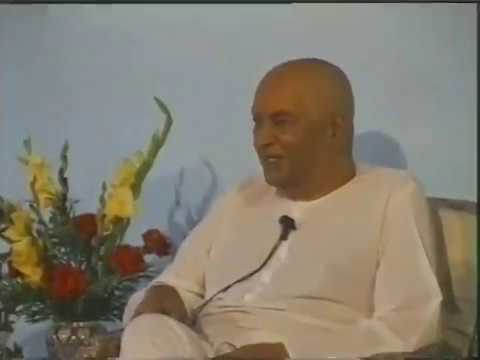 Papaji Video: Satisfaction Can Only Be Experienced in the Here and Now