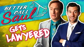 Video Real Lawyer Reacts to Better Call Saul (Episode 1) MP3, 3GP, MP4, WEBM, AVI, FLV Desember 2018