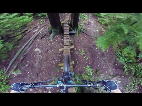 """""""Imonator"""" Trail – Mt. Fromme, Vancouver!"""