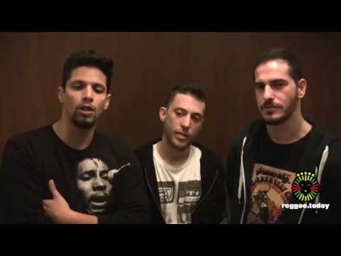I-SHENCE VIDEO - Interview with I-Shence @ Reggae.Today