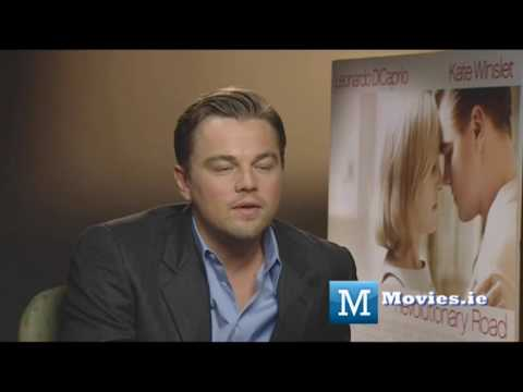 Leonardo DiCaprio Irish interview for Revolutionary Road
