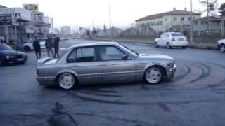 Kayseri Turkey  city photo : BMW E30 Donuts 3 From Kayseri-Turkey