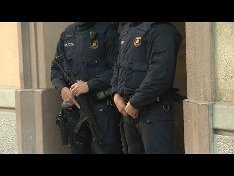 اعتقال جهاديين مغاربة ببرشلونة