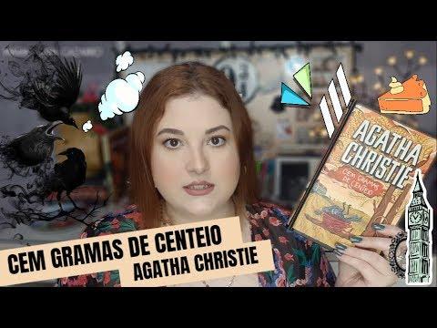 CEM GRAMAS DE CENTEIO | #AGATHACHRISTIE