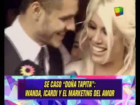 CASAMIENTO WANDA NARA Y MAURO ICARDI - 27-05-14