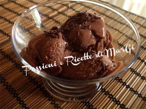 gelato al cioccolato (senza l'uso di gelatiera) - ricetta