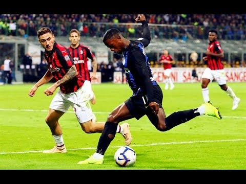 Keita Baldé vs AC Milan(21/10/2018)18-19 HD 720p by轩旗