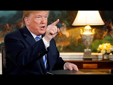Ντόναλντ Τραμπ: «Απέναντι μας όποιος συνεργάζεται με το Ιράν»…