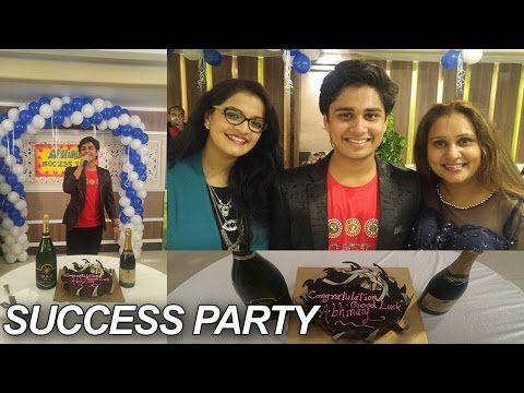 Video Success Party | Priya Berde Host Success Party For Abhinay Berde | Ti Sadhya Kay Karte | View Pics download in MP3, 3GP, MP4, WEBM, AVI, FLV January 2017