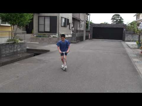 Razor  中村卓真のキックボード スーパーテクニック