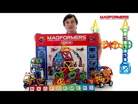 Магнитный конструктор Magformers EXPERT SET