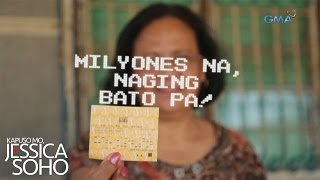 Video Kapuso Mo, Jessica Soho: Milyones na, naging bato pa! MP3, 3GP, MP4, WEBM, AVI, FLV Oktober 2018