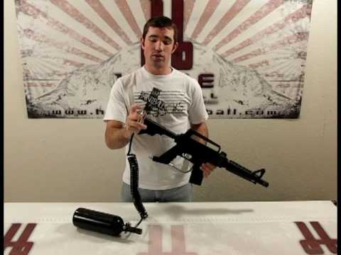 All About Paintball Remote Coils (Air Supply Hose Tutorial) by HustlePaintball.com