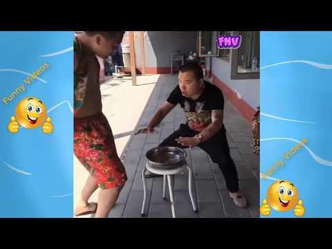 Video hài hước vui nhộn nhất | Những thằng nghịch ngu nhất quả đất - Phần 5