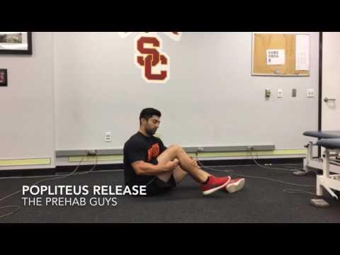 【膝周辺の痛み対策に◎】膝窩部をほぐすセルフケア方法