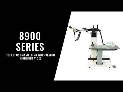 <h3>8900 Series FiberStar CNC Welding Workstation - Highlight Video</h3>