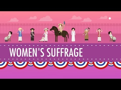 women's - You can directly support Crash Course at http://www.subbable.com/crashcourse Subscribe for as little as $0 to keep up with everything we're doing. Free is ni...